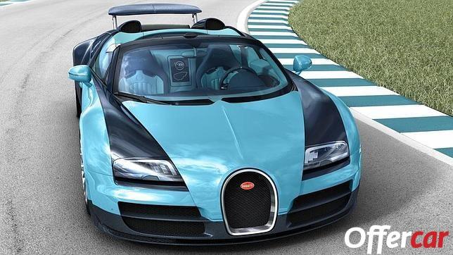 bugatti grand sport vitesse offercar. Black Bedroom Furniture Sets. Home Design Ideas
